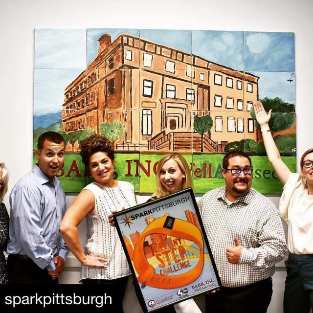 Repost sparkpittsburgh Introducing your 2017 Babb Inc Spokespeople! L tohellip