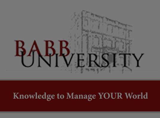 BABB University