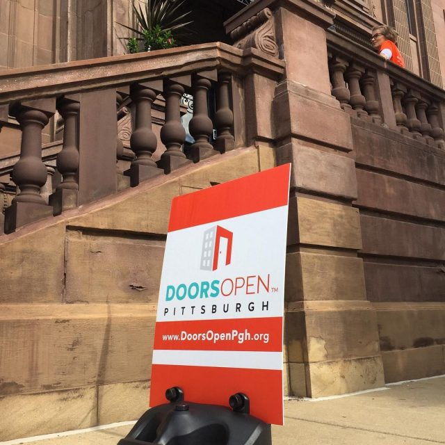 We are open til 4! Visit wwwdoorsopenpghorg to purchase yourhellip