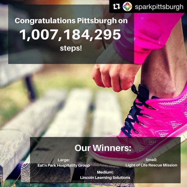 Repost sparkpittsburgh  Congratulations to everyone who participated in thishellip