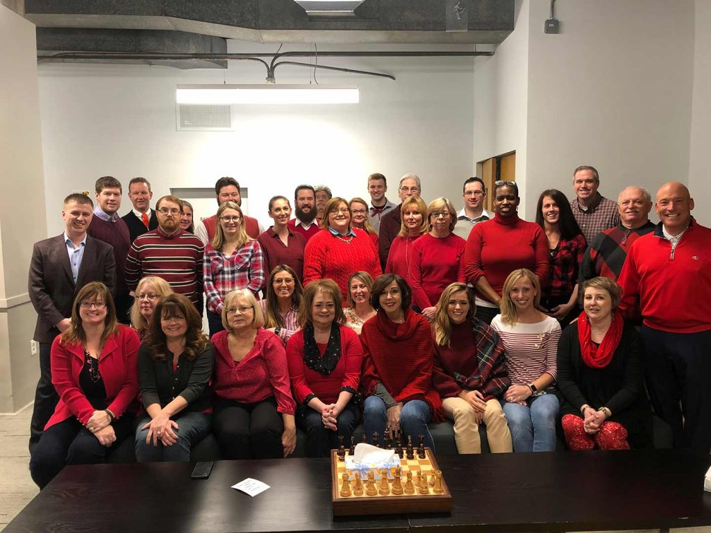 BABB Gives Back - Wear Red Day