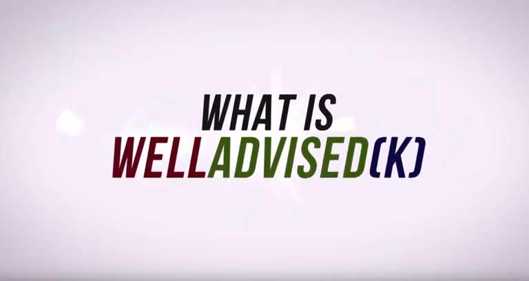 What Is WellAdvised(k)?