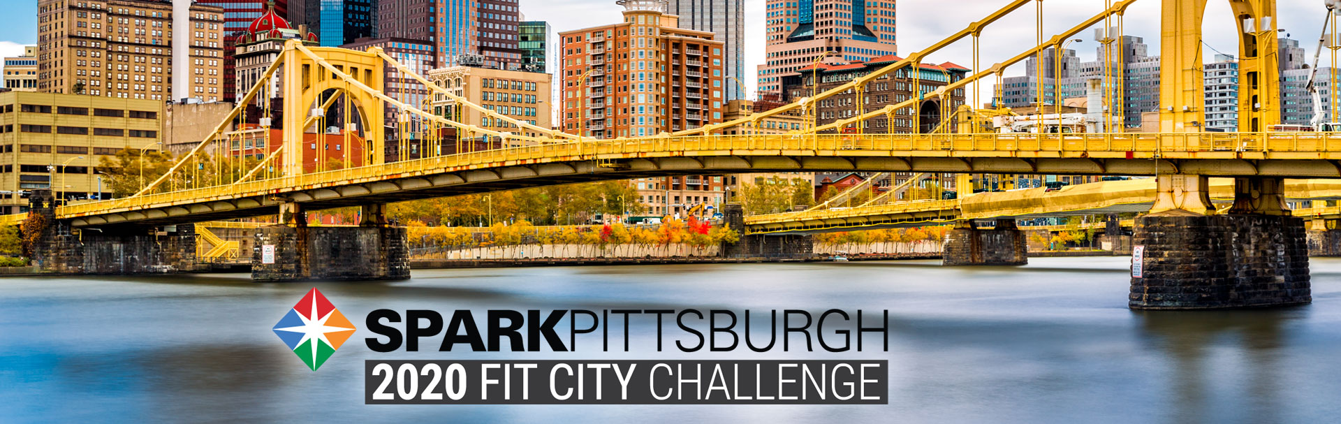 SPARK Pittsburgh 2020 Fit City Challenge